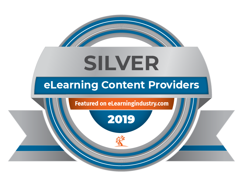 CommLab India Bags the Silver Award in eLearning Content Development for 2019