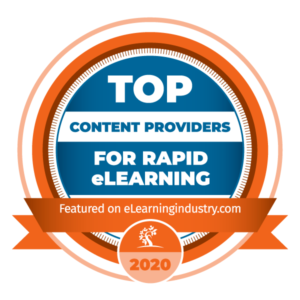 CommLab India Tops the Rapid eLearning Content Providers List for 2020