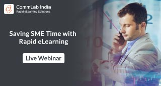 Saving SME Time with Rapid eLearning