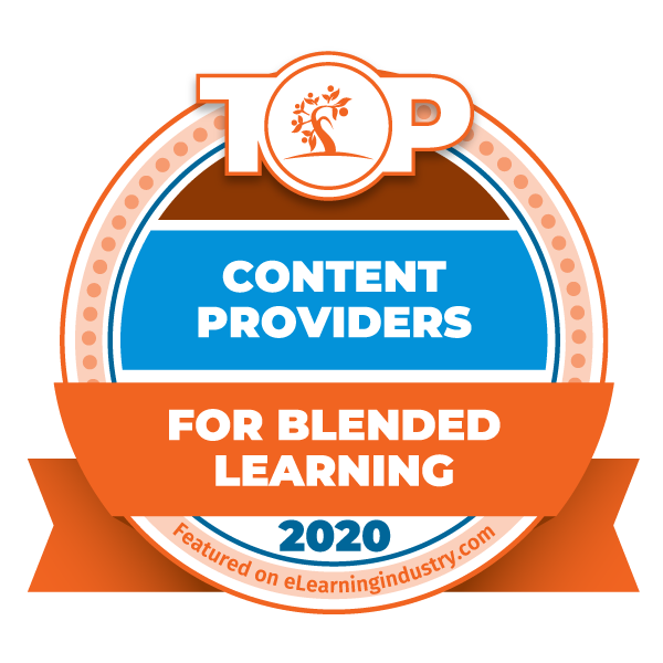 CommLab India Ranks First in the List of Top Blended Learning Content Providers for 2020