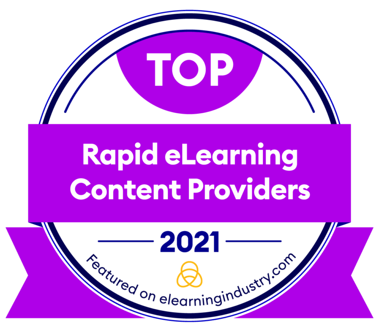 Rapid eLearning Solutions – CommLab India is the Top Provider of 2021