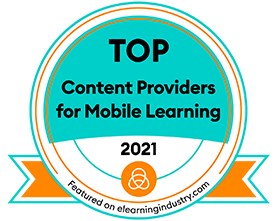 SECOND for our mobile learning solutions